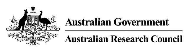 Australian Government Australian Research Council