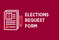 Elections Request Form