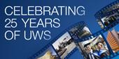 UWS Celebrates 25 years