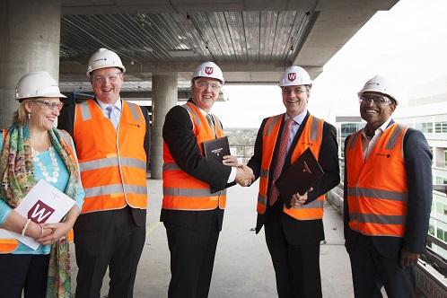 PwC joins Western Sydney University