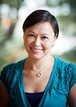 Portrait photo of Alexandra Wong