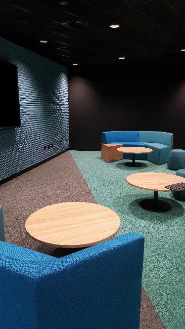 Student space at Parramatta City