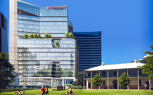 First-of-its-kind Engineering Innovation Hub tops out in Parramatta